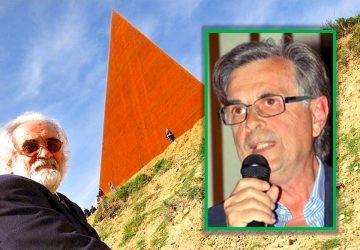 """Taormina: l'Istituto Comprensivo """"Ugo Foscolo"""" omaggia Mauro Staccioli"""