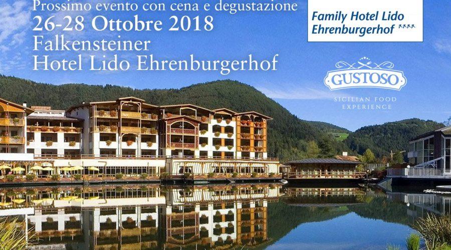 Gustoso Sicilian Food Experience in Alto Adige