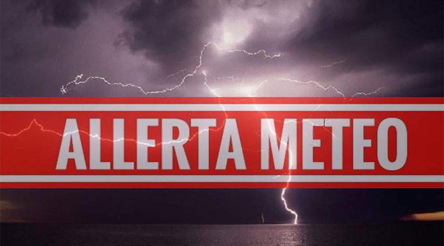 Allerta meteo per domani: PREALLARME ARANCIONE Scuole chiuse a Catania e Calatabiano