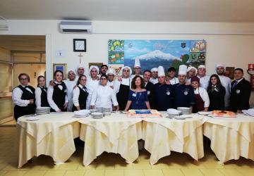 Successo per l'Erasmusdays 2018 all'IPSSEOA G. Falcone di Giarre