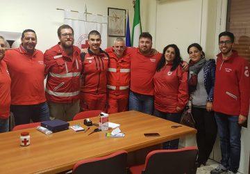 I volontari della Croce Rossa hanno raccolto 10mila euro per Luca Cardillo