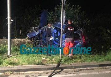 Incidente sulla Provinciale Riposto-Acireale, morta la conducente 67enne di Zafferana