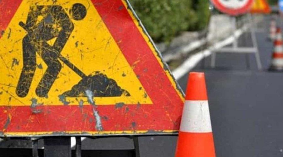 Viabilità a Mascali: chiuso un tratto della strada provinciale 67 nei giorni 4 e 5 febbraio