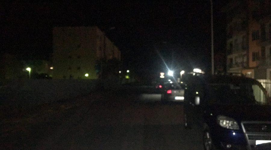 "Giarre ""brancola nel buio"": quartieri senza luce da mesi VIDEO"