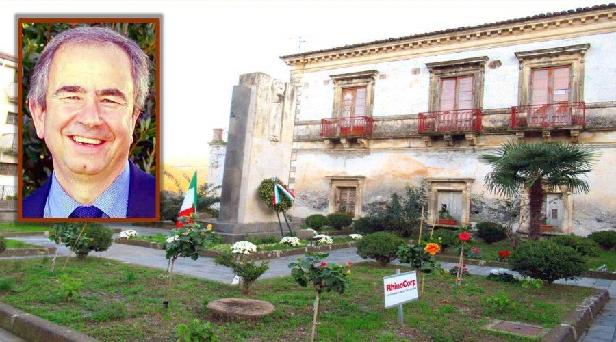 """Francavilla di Sicilia """"adottata"""" da Pasquale Frank Ferrara"""
