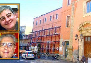 """Francavilla di Sicilia: """"cieli nelle stanze"""" del municipio di Piazza Annunziata"""