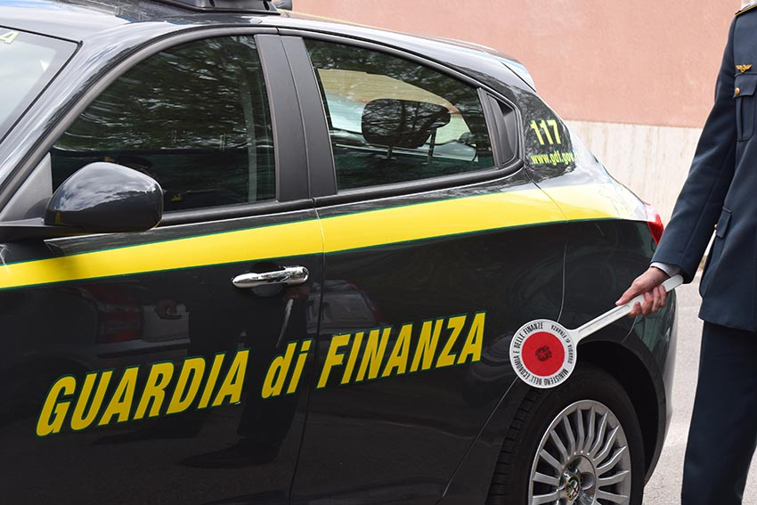 "Operazione ""Follow the money II"": sequestro preventivo per 7 società per un valore di 12 mln di euro VIDEO"