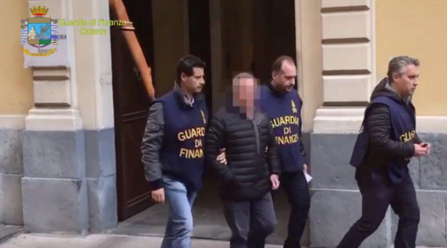 Operazione Aetna, tra gli indagati un alto ufficiale della Finanza e il sindaco di Linguaglossa Puglisi