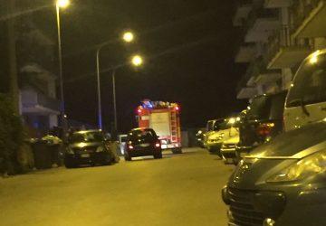 Giarre, fuga di gas in via Toscanini. Intervento dei vigili del fuoco