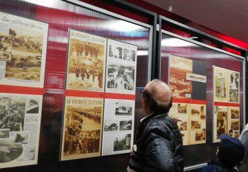 A Mascali, inaugurate le mostre sulla ricostruzione della città dopo l'eruzione del 1928