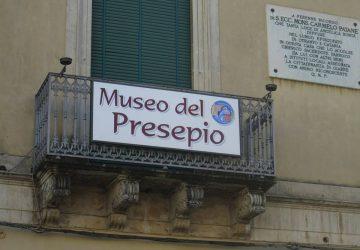 Il museo del presepio a Giarre compie 15 anni VD