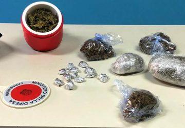 Mascalucia, nascondeva 600 grammi di marijuana nella centralina di riscaldamento: arrestato