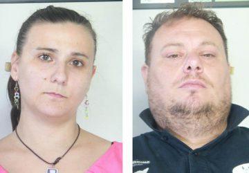 """Catania, spacciano """"coca"""" con il figlio in auto: in mantette i genitori"""