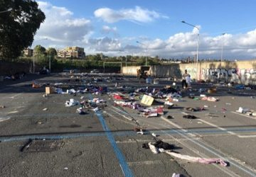 Catania, amministrazione sospende temporaneamente il Mercatino delle Pulci: troppi i rifiuti lasciati sulla strada