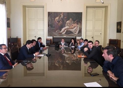 Catania, sindaco Pogliese incontra presidenti Municipalità