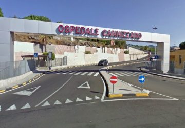 Bambino fiumefreddese ricoverato al Cannizzaro: condizioni stabili