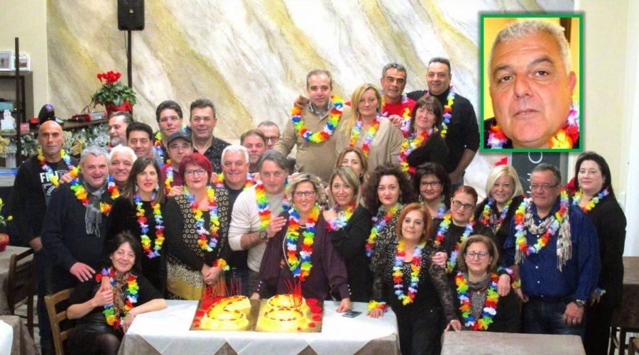 """Calatabiano. 1968-2018: un'allegra serata per festeggiare le """"nozze d'oro"""" con la vita"""