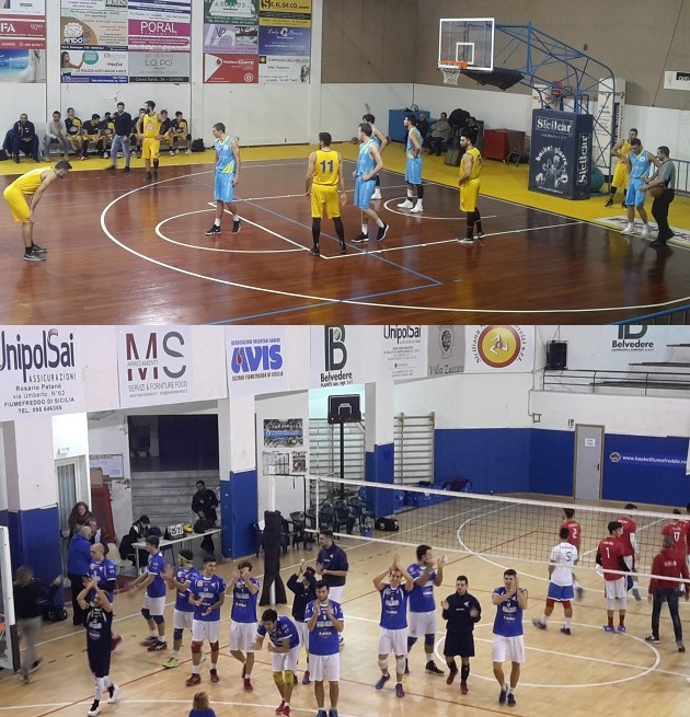 Volley e basket: il punto della giornata in serie B maschile, B2 femminile, C maschile e C Silver