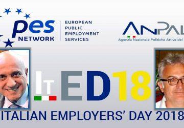 """""""Employers' Day 2018"""" per favorire l'incontro tra domanda ed offerta di lavoro"""