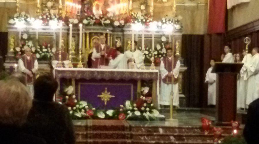 Giarre, solenni festeggiamenti per il bicentenario del Duomo