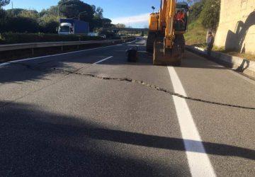 Autostrada A18, domani ultimo giorno di lavori allo svincolo di Acireale