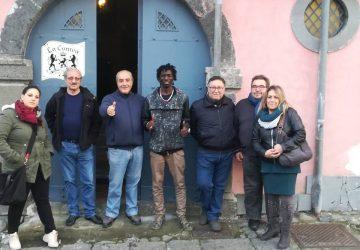 Solidarietà, immigrati mandati via dai centri di accoglienza: ieri a Giarre è stato ospitato il primo da alcuni volontari