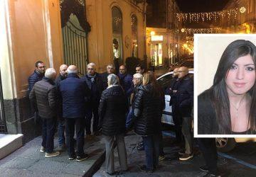 """Giarre, protesta dei commercianti: la replica dell'assessore Lionti: """"sono basita"""" VIDEO"""
