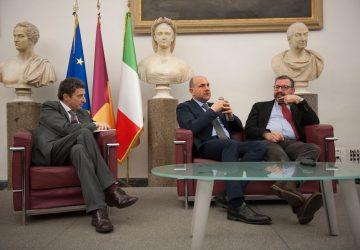 """I vincitori del premio """"Salva la tua lingua locale"""" istituito dall'Unpli e da Legautonomie Lazio"""