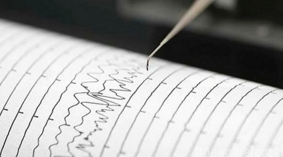 Scossa di terremoto di magnitudo 4.1 nella notte a Milo