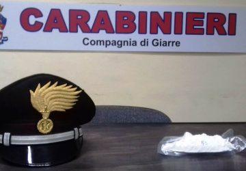 Giarre, beccati a Trepunti con la coca: arrestati due ripostesi