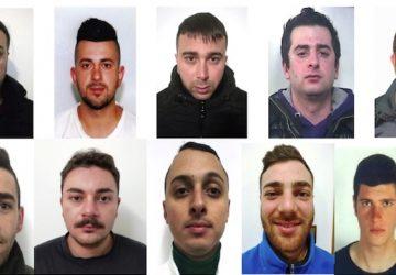 """Ramacca, operazione """"B&B"""", 14 arresti. Neutralizzato traffico droga I NOMI"""