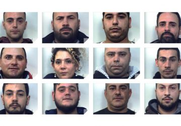 """Bronte, operazione """"Sciarotta"""", stroncato traffico di stupefacenti: 12 arresti NOMI FOTO VIDEO"""