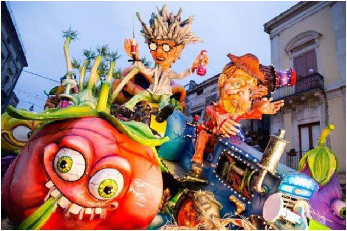 Carnevale: una festa per grandi e bambini