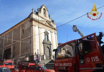 Terremoto, proseguono a Milo e Aci Catena opere di messa in sicurezza delle chiese
