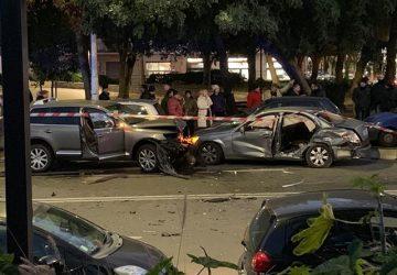 Catania, grave incidente in via Sanzio: 4 feriti, alcuni gravi. Traffico paralizzato