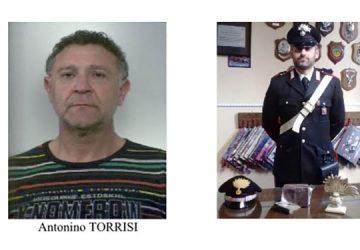 Giarre, beccato con 1 kg di droga. Arrestato in via Luminaria il 52enne Nino Torrisi