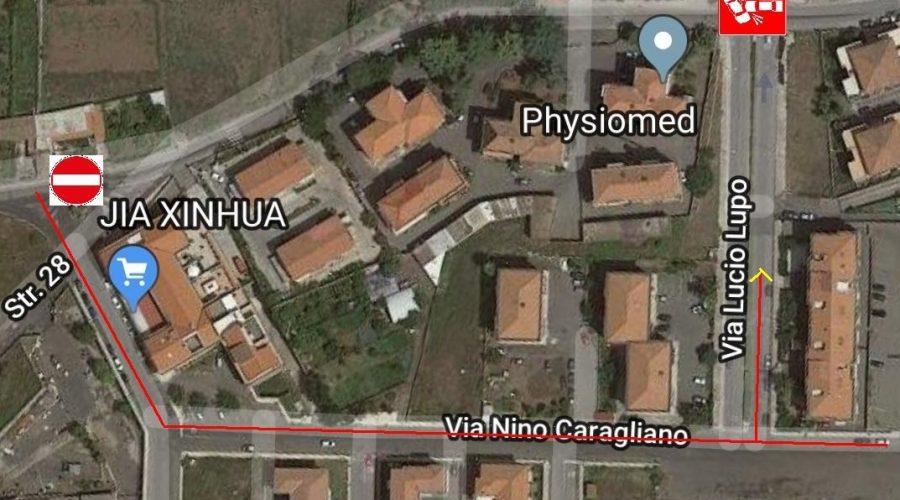 Riposto, cambio della segnaletica in via Carbonaro, la proposta del consigliere Carmelo D'Urso jr accolta dal sindaco Caragliano