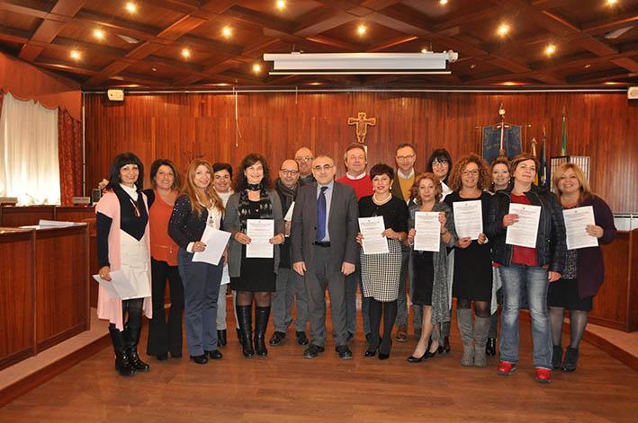 Comune di San Giovanni La Punta: stabilizzati 13 lavoratori precari