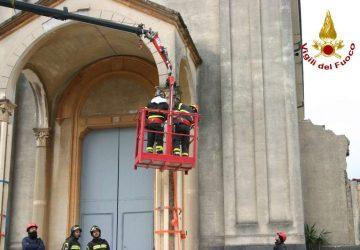 Terremoto Santo Stefano: interventi di messa in sicrezza nelle chiese di Pennisi e Milo