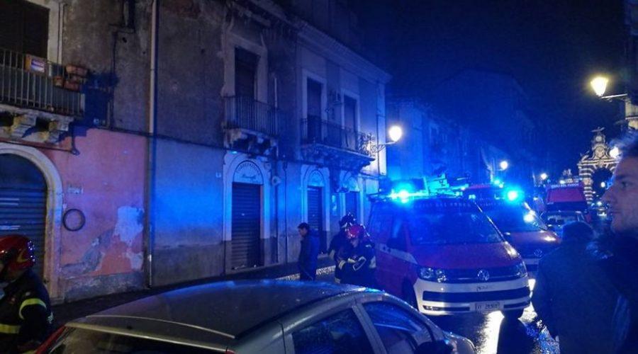Catania, esplosione di via Garibaldi: il Gip archivia le accuse al caposquadra dei VVff