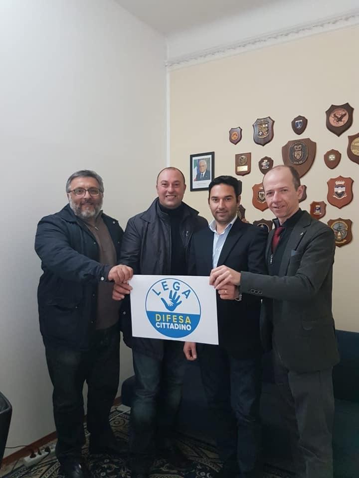 Catania, nominati i coordinatori regionali della Lega difesa del cittadino