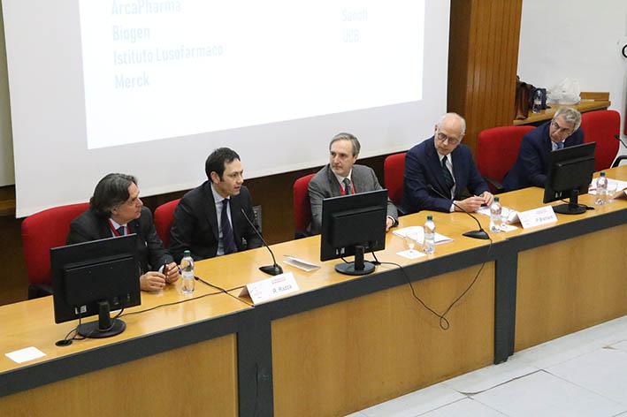 Congresso regionale della Società italiana di Neurologia a Catania: eletto il nuovo segretario regionale