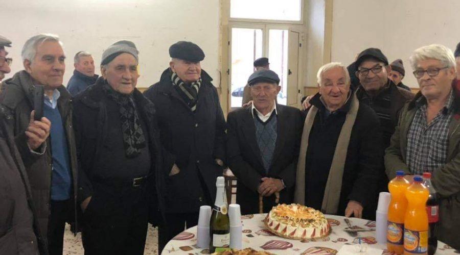 Festeggiato don Saro Zappalà, ultimo veterano di guerra a Mascali