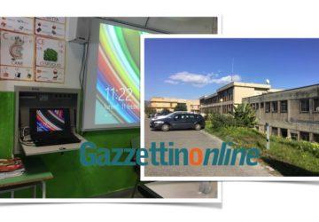 Giarre, città sotto scacco: furti in tre scuole domenica notte