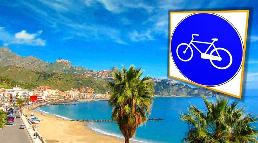 """Giardini Naxos: l'Amministrazione Comunale """"alla ricerca"""" di piste ciclabili"""