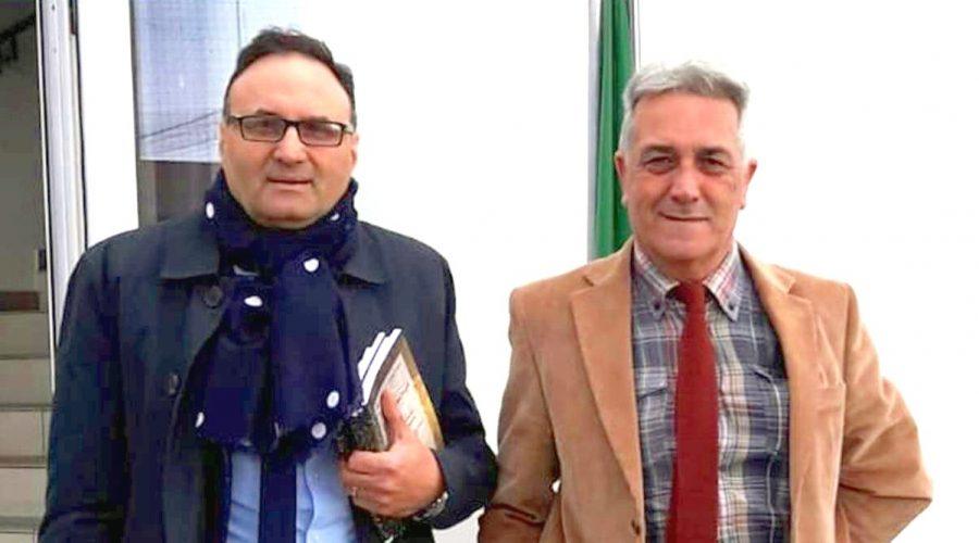 """Francavilla di Sicilia: Maugeri premiato in Calabria al Memorial """"Livatino-Saetta-Costa"""""""
