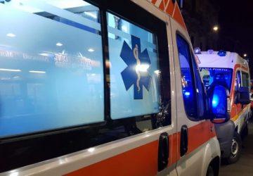 Catania, si da fuoco in strada: gravissimo 30enne