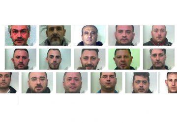 """Biancavilla, operazione """"Città blindata"""": 16 arresti NOMI FOTO VIDEO"""
