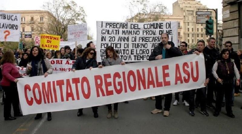 """Protesta lavoratori Asu, Alberto Cardillo (FdI): """"Nostri parlamentari regionali e nazionali concretamente a loro sostegno"""""""