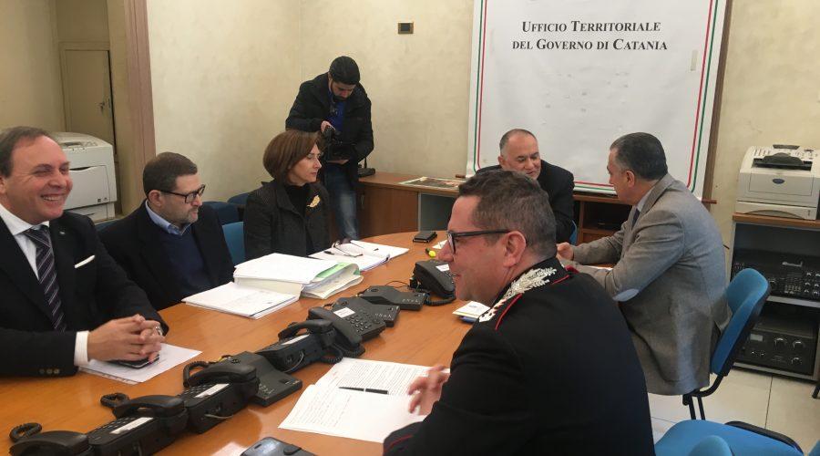 """Paternò, Comitato per la sicurezza in prefettura sul """"Caporalato"""" VIDEO INTERVISTA AL SINDACO"""